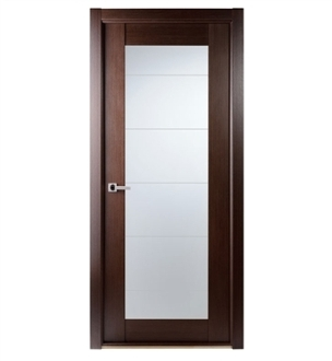 Maximum 209 Interior Door Wenge Finish