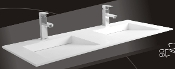 Model 1332 Bathroom Undermount Sink