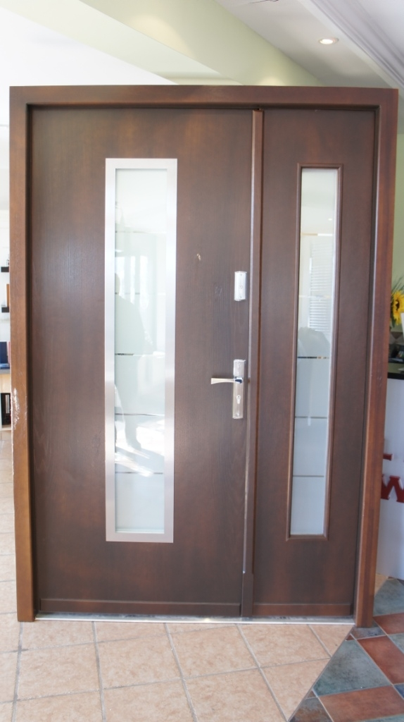 model 044 custom meranti wood exterior door modern home luxury