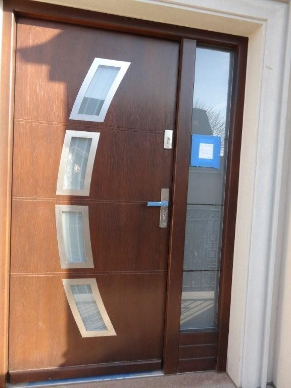 Modern Entry Doors With Sidelights