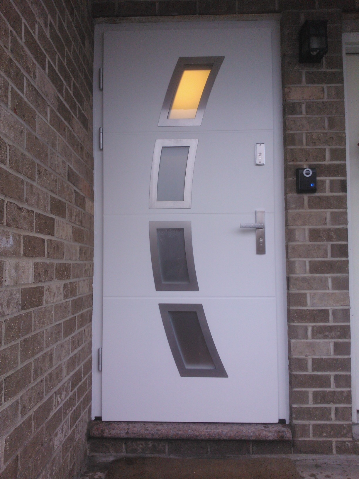 Modern Home Luxury | Modern Exterior Doors,Contemporary Front ...