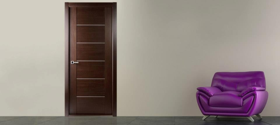 Wenge Door Allier Wall Cabinet With 2 Doors Wenge