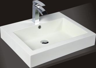 Model 1022 Bathroom Vessel Sink