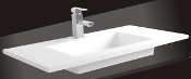 Model 1353 Bathroom Undermount Sink