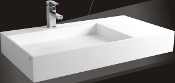Model 1366 Bathroom Wallmount Sink