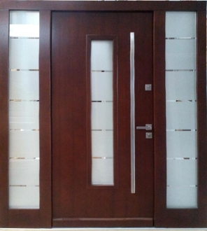 Modern Exterior Door Contemporary Front Entry Doors Residential